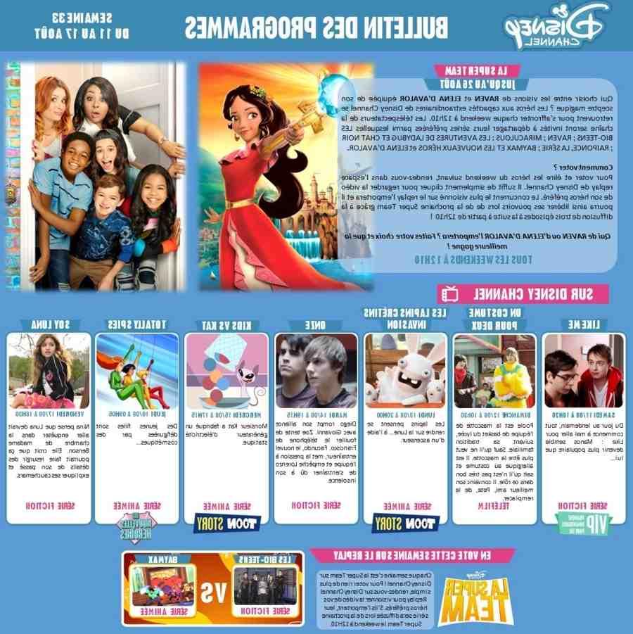 Comment regarder Disney Channel gratuit ?