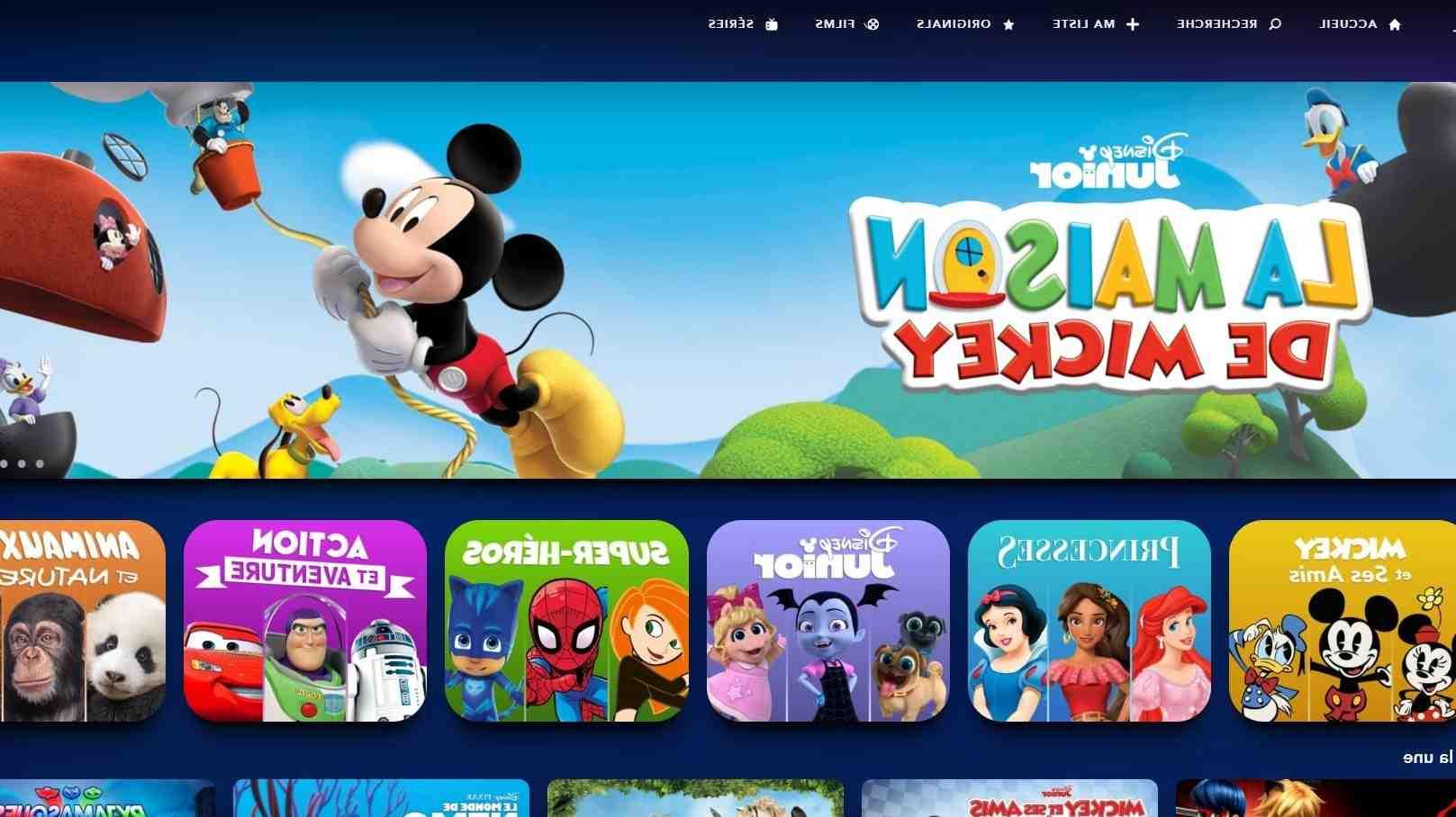 Comment s'abonner à Disney plus avec SFR ?
