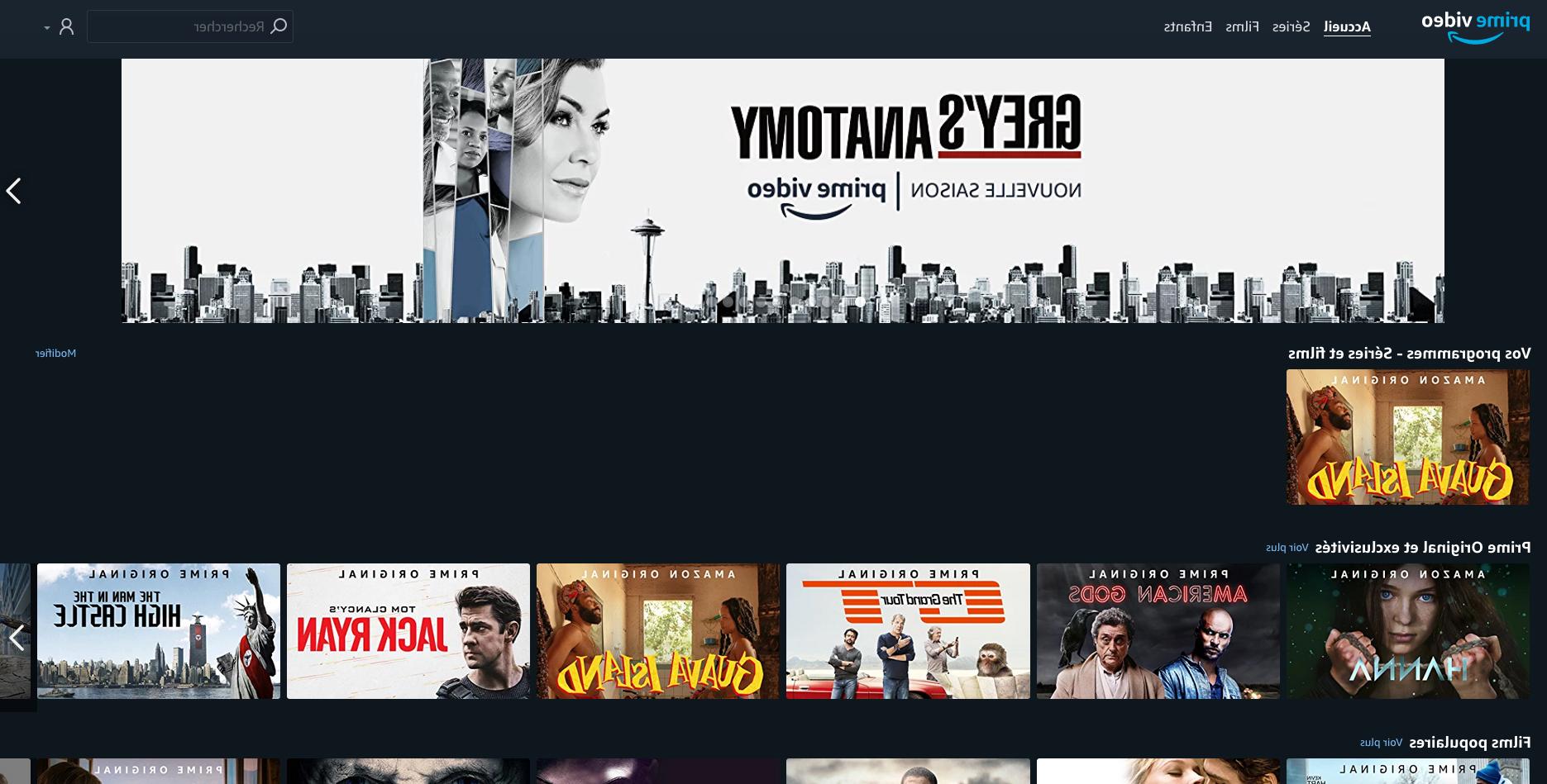 Quel prix pour Amazon Prime vidéo ?