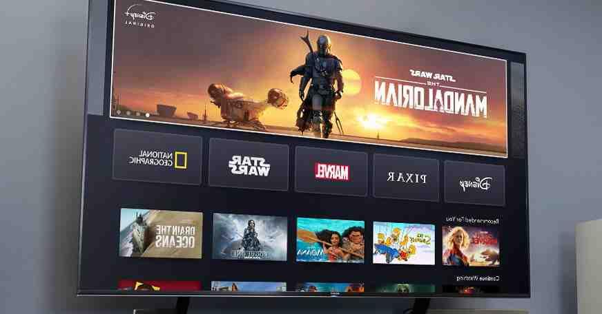 Comment mettre Disney Plus sur TV ?