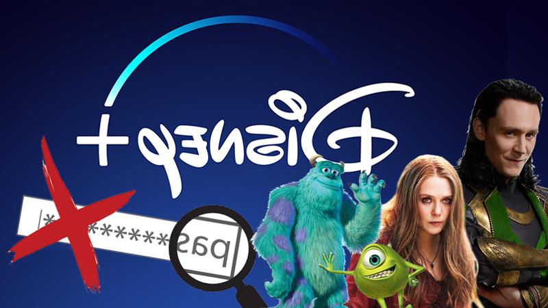 Comment partager son compte Disney plus ?