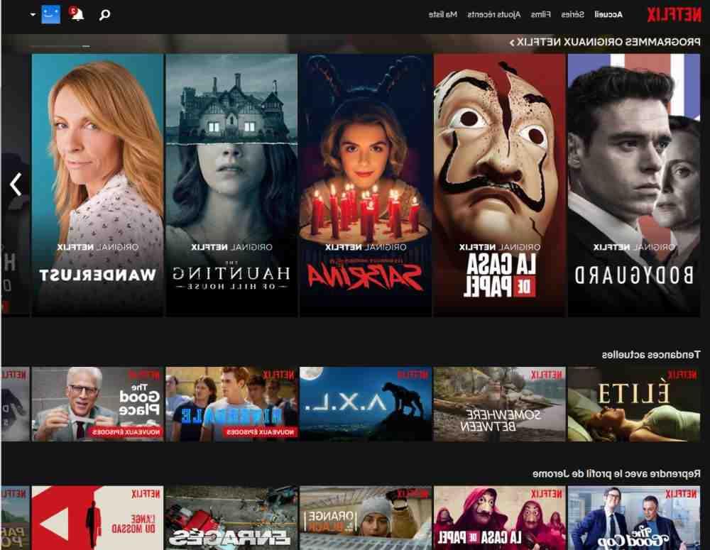 Quel est le meilleur abonnement Netflix ?