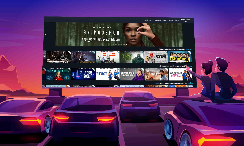 Comment mettre Amazon Prime sur la TV ?