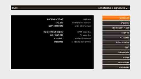 Comment réinitialiser mon décodeur Orange ?