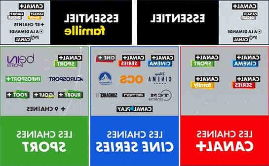 Quel est le prix de l'abonnement à Canal+ ?